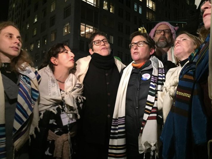 T'ruah rabbis arrested