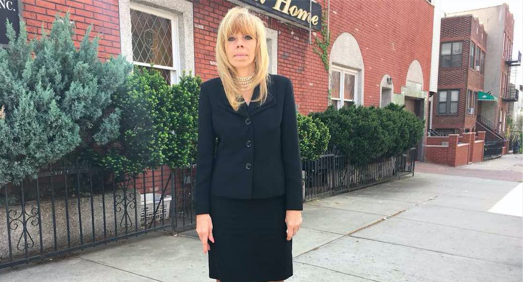 Iconic Funeral Director Grapples With Her Very Own